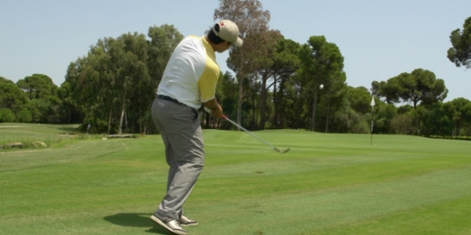 Golfclubs in Antalya